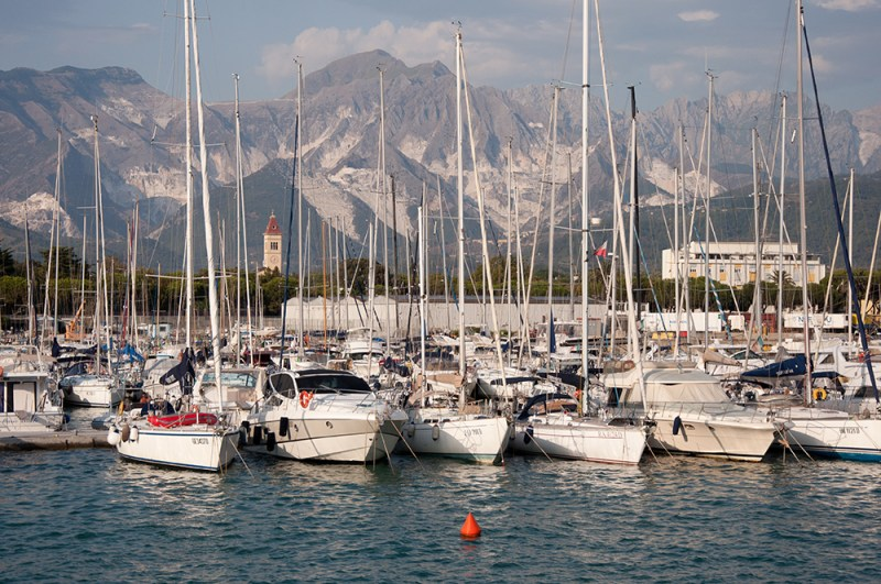 CARRARA from alps to seaside - best travel destination