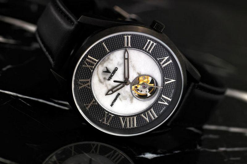 Vincero marble watch