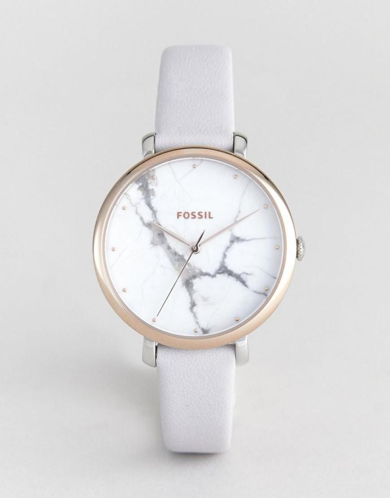 Fossil Jaqueline marble watch