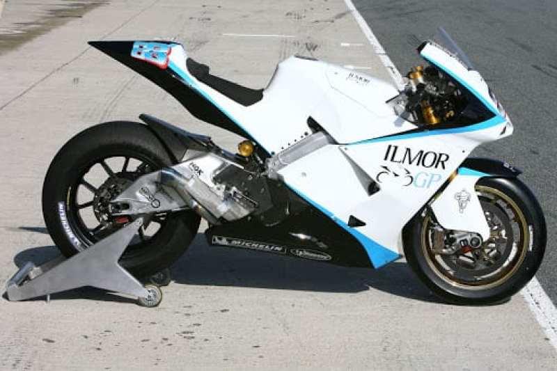 MotoGP history: The Ilmor X3 project - Everything Moto Racing
