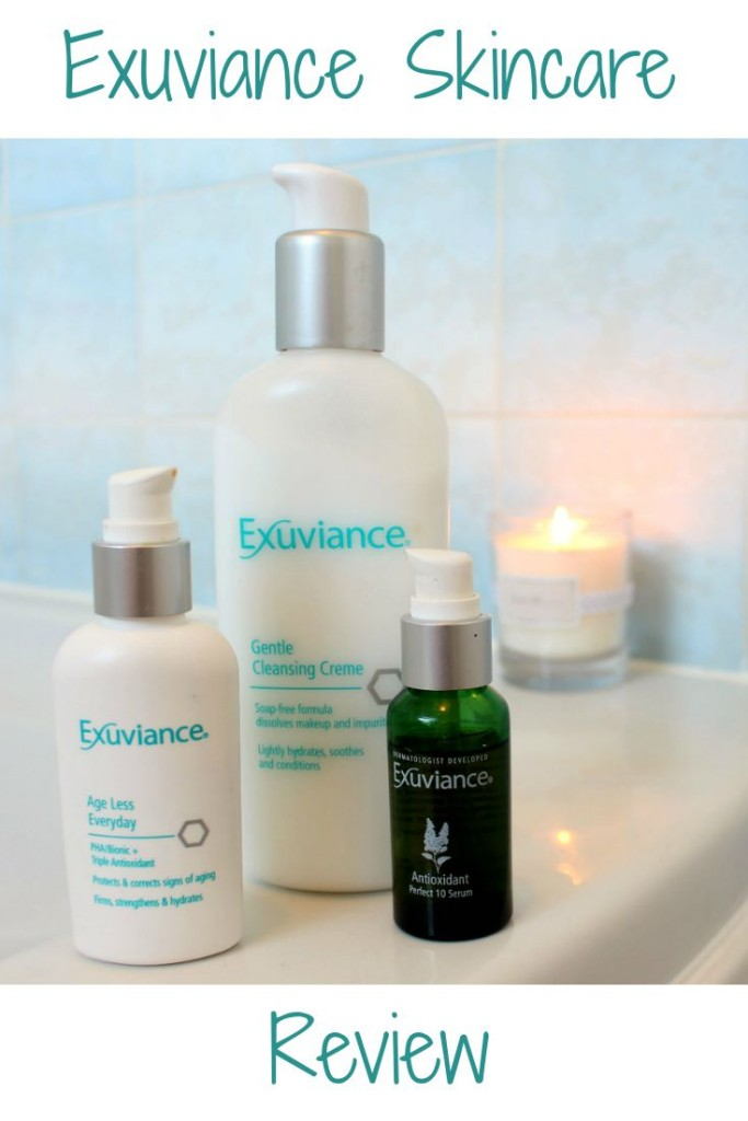 Skin Care Products Exuviance