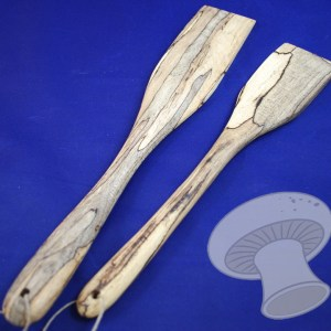 Spalted Wood Spatula (large)