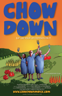Chow Down documentary looks at government's complicity in our nation's health problems