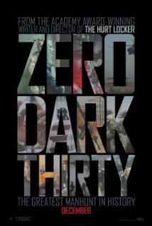Review of Zero Dark Thirty