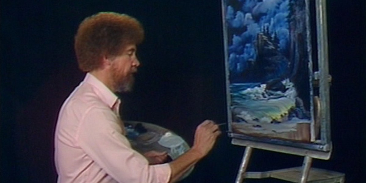 Review of the Netflix Bob Ross documentary
