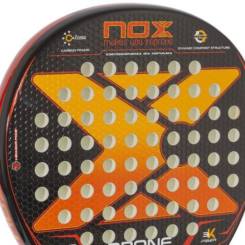nox drone padel racket