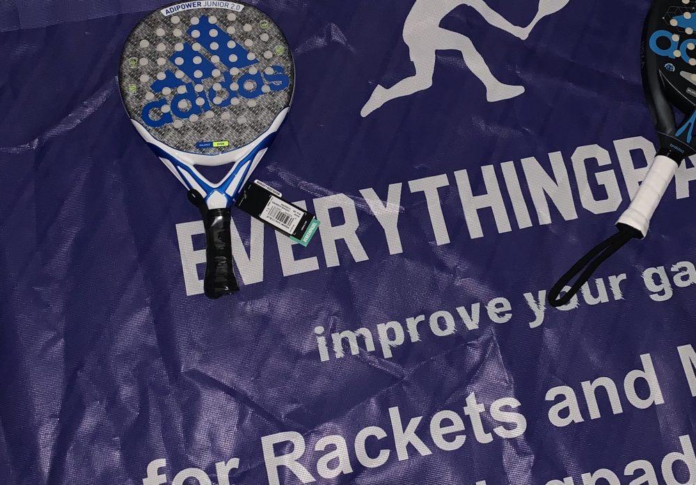 padel rackets. .