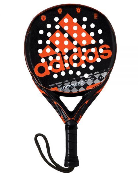 adipower control lite padel racket