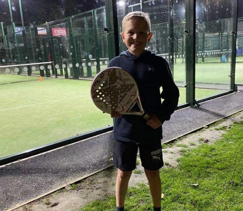 pro cup padel racket