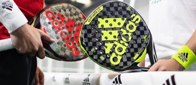 more than 1 padel racket