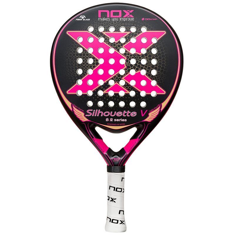 Nox Silhouette Padel Racket 2019