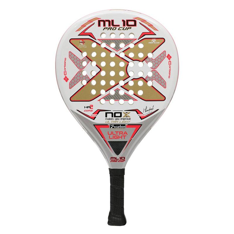 light vs heavy padel rackets