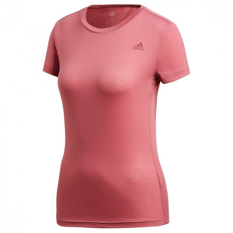 adidas Women's Padel T-Shirt Pink