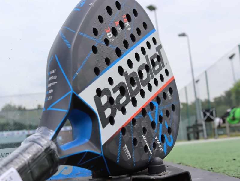 babolat air viper padel racket