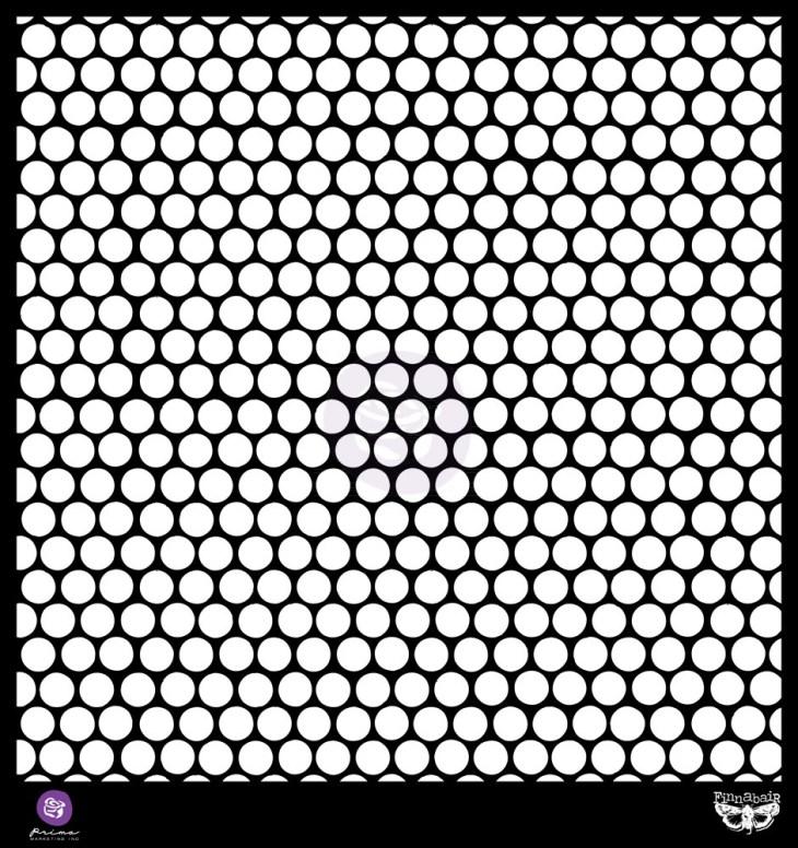 Prima 12x12 Stencil Grid