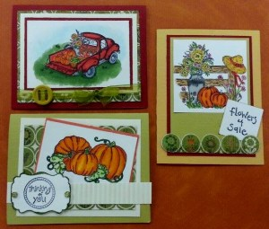 Not My Mama's Cards: Stamping with Lisa