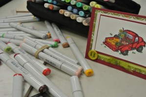 Copic Markers 101 with Dr. Sue @ everything scrapbook & stamps | Lake Worth | Florida | United States