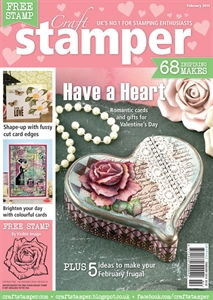 Craft Stamper February 2014