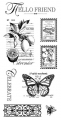 Cling Stamps 3