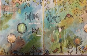 Adventures in Art Journaling @ Everything Scrapbook & Stamps | Lake Worth | Florida | United States