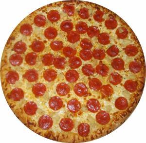 Whole Pizza... mmmmm