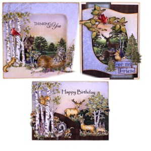 Heartfelt Cards with Michelle @ Everything Scrapbook & Stamps