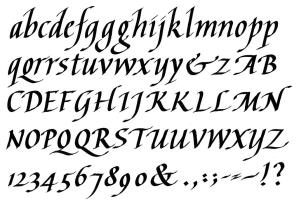 Calligraphy - Creative Writing @ Everything Scrapbook & Stamps | Lake Worth | Florida | United States