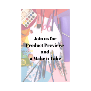 Tradeshow Preview Party and a Make n Take! @ Everything Scrapbook & Stamps | Lake Worth | Florida | United States