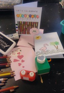 Kids Kamp Card Making @ Everything Scrapbook & Stamps | Lake Worth | Florida | United States