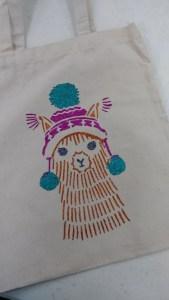 Kids Kamp Llama Bag or T-Shirt @ Everything Scrapbook & Stamps | Lake Worth | Florida | United States