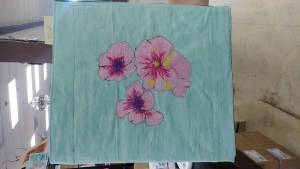 Thread Painting with Christine