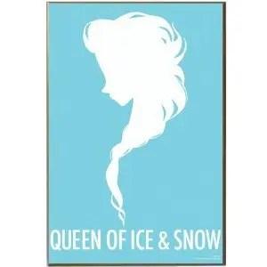 Disney Frozen Artwork