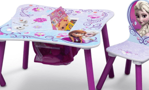 Disney Frozen Table Chair Set