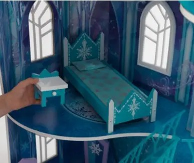 Snowflake Mansion Bedroom Set