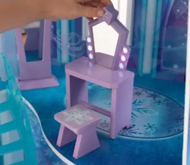 Frozen Dollhouse Furniture