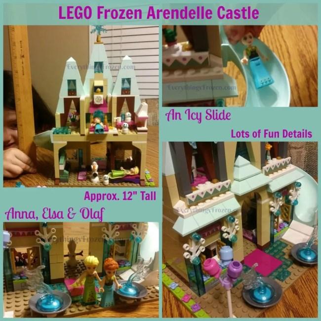 LEGO Frozen Arendelle Castle Playset