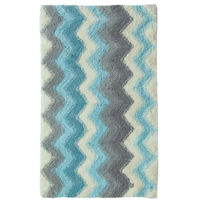 Threshold Fountain Blue Bath Rug Everything Turquoise
