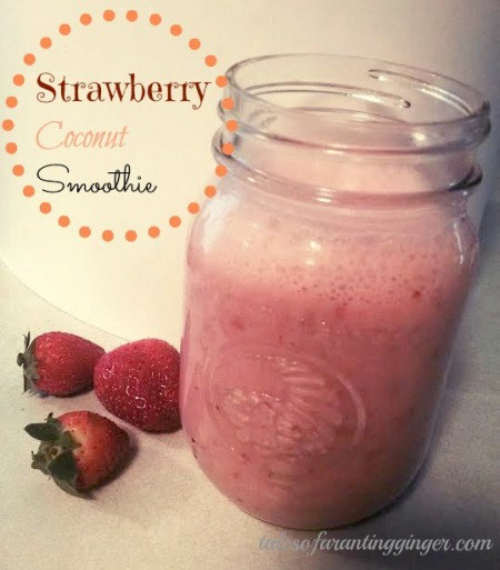 strawberry-coconut-smoothie