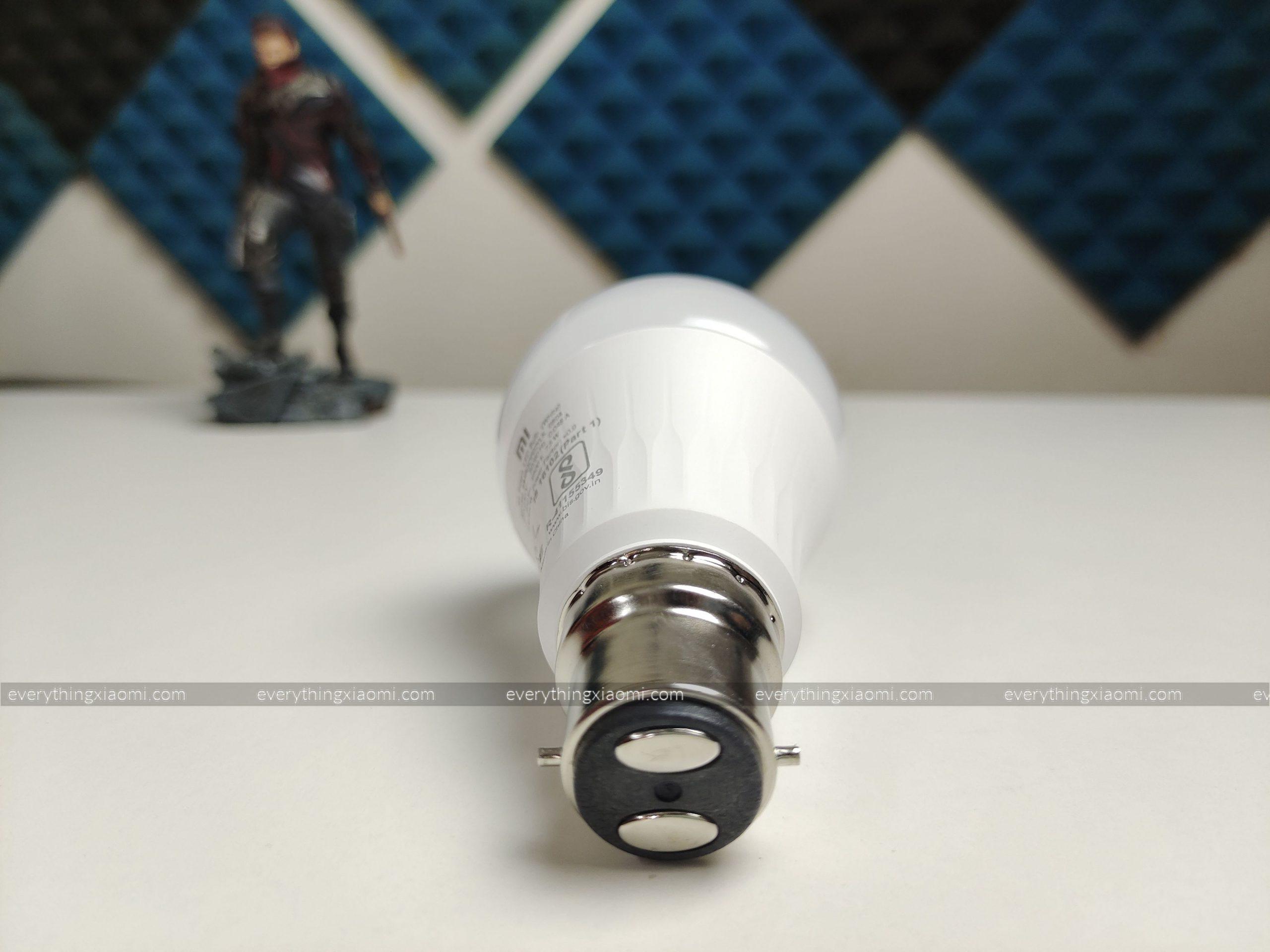 Xiaomi Mi Smart LED Bulb White 1 scaled