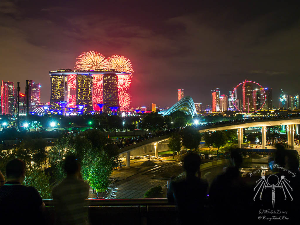 New Year Countdown Singapore 2016     EveryThinkElse New Year s Day 2016