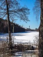 Stockholm Nacka Nature Reserve Mar 2017-25