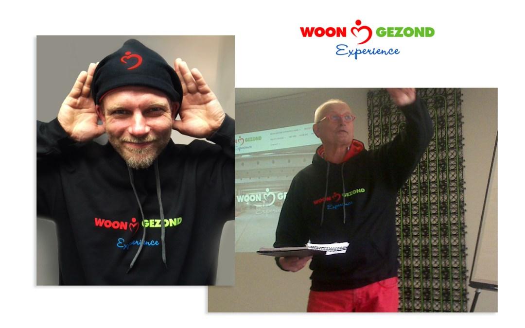Bedrukking Hoodies Woon Gezond Experience