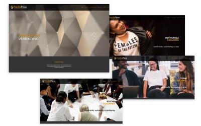 Webdesign & ontwikkeling Facila Flow Coaching- & adviesbureau