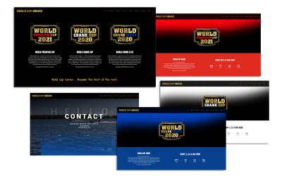 Webdesign & ontwikkeling World Cup Series