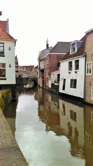 Canal in Oudewater