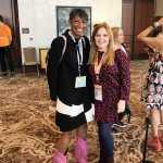 Ricki Fairley and Danica Kombol at SXSW