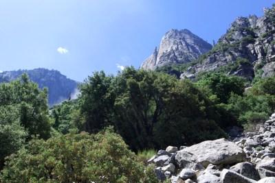 Granitberg im Yosemite
