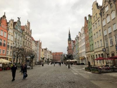 Schlendern durch die Altstadt von Danzig