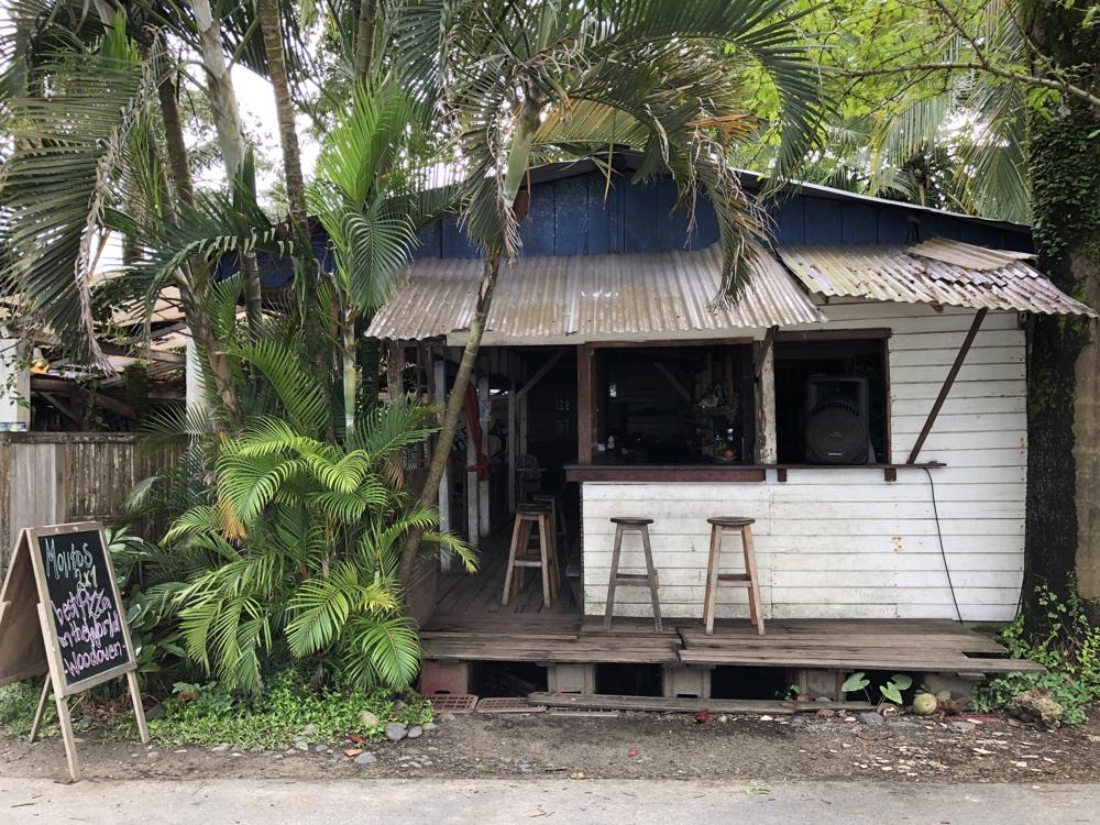 Bar in Puerto VIejo