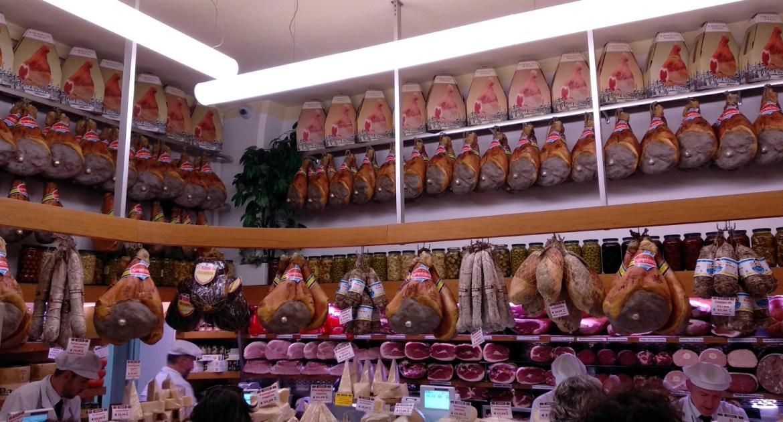 Feinkostladen Bologna